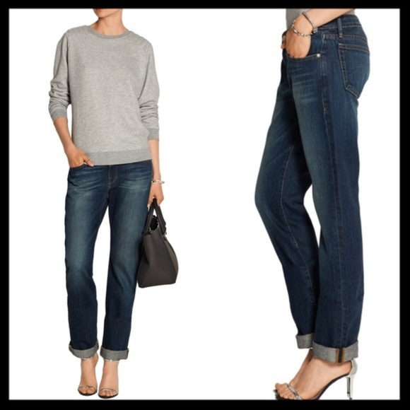Frame Denim Jeans | Frame Forever Karlie Straight Boyfriend | Poshmark